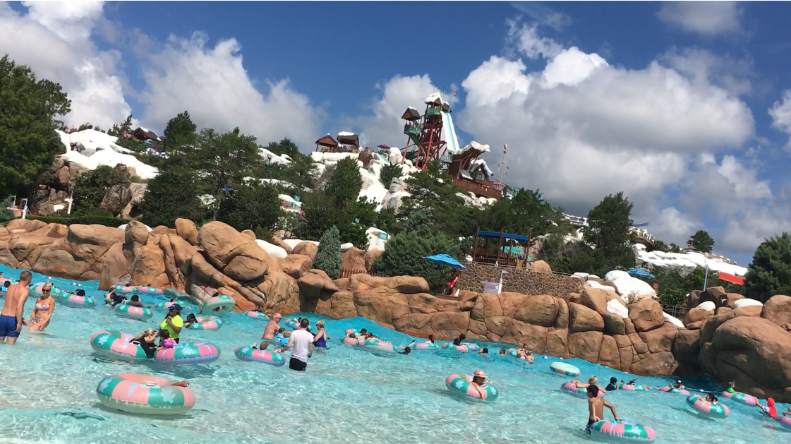 A Comparison Of Disney S Water Parks Never Tieu Much To Handle